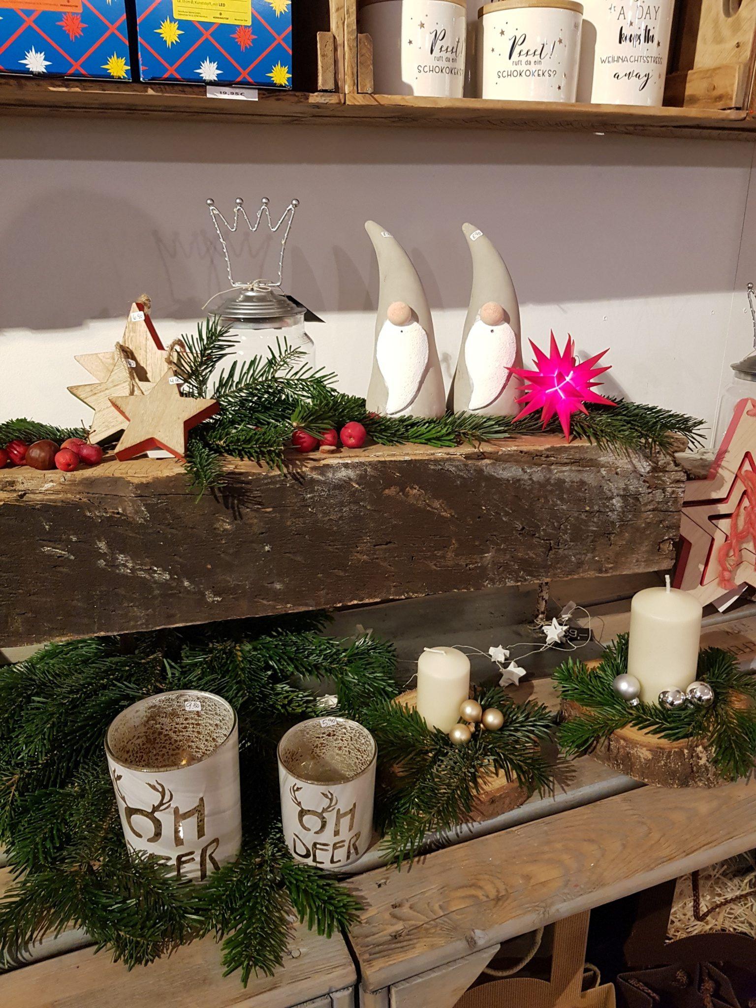 Weihnachtsdeko Advent Herrnhuter