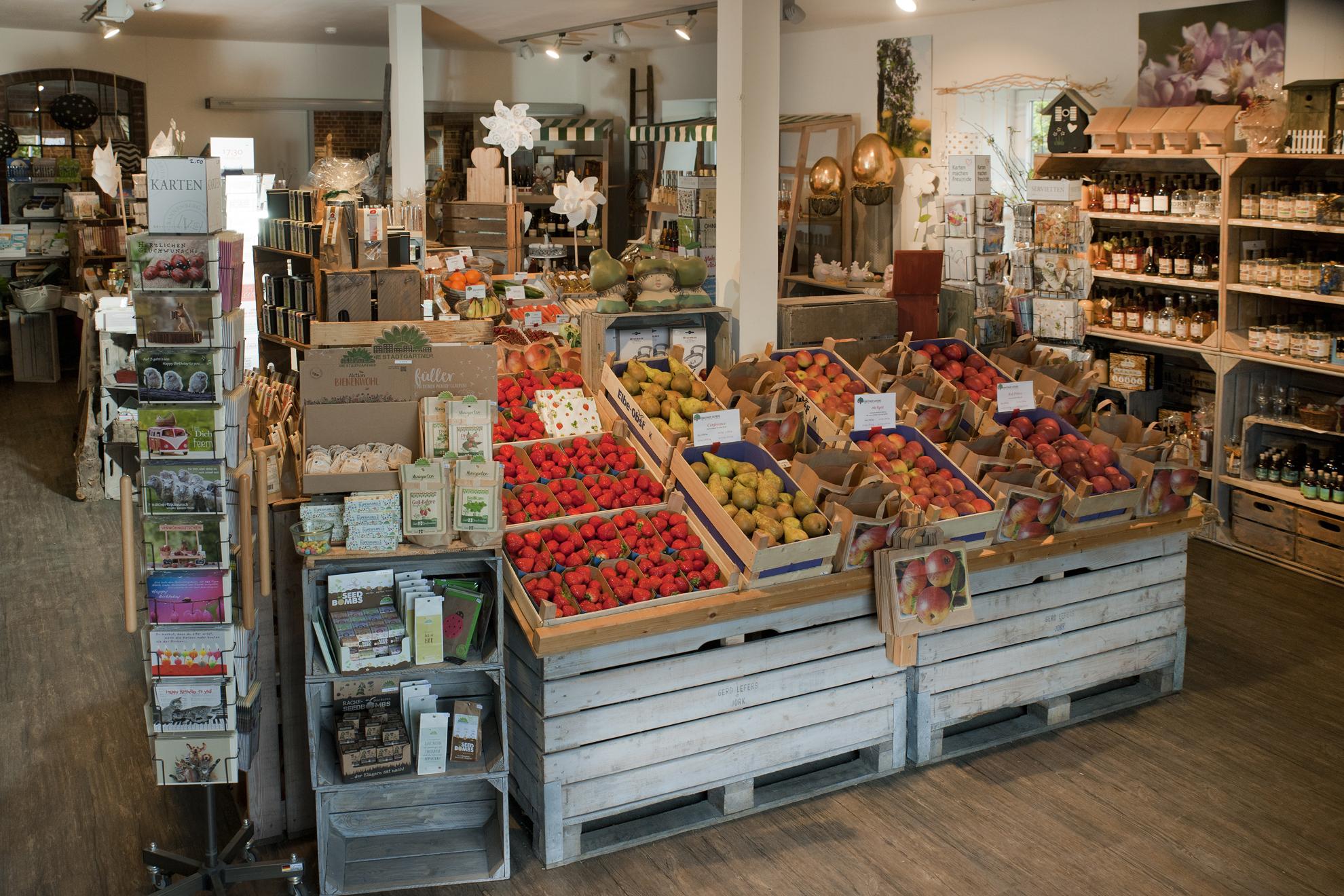 Obsthof Lefers - Unser Hofladen